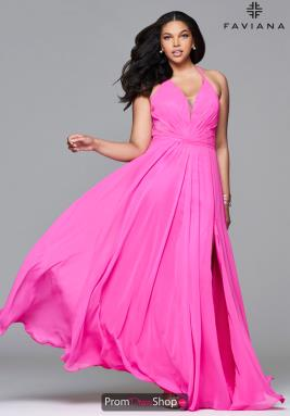 Faviana Dress 9397