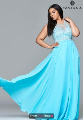 Faviana Dress 9405
