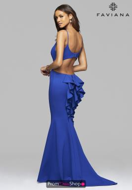 Faviana Dress 7902