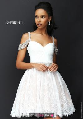 Sherri Hill Short Dress 50503