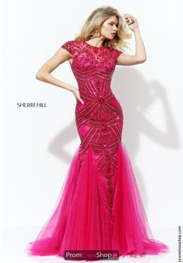 Sherri Hill Dress 50516
