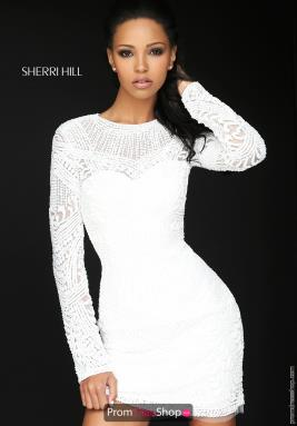 Sherri Hill Short Dress 50518