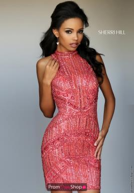 Sherri Hill Short Dress 50531