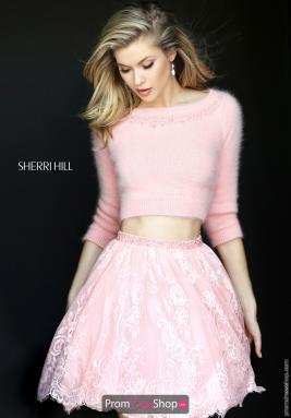 Sherri Hill Short Dress 50549