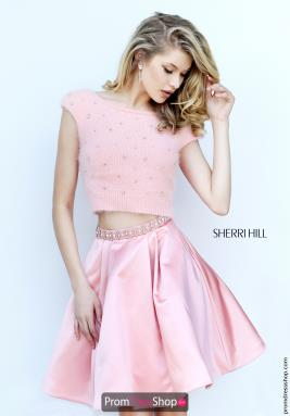 Sherri Hill Short Dress 50554