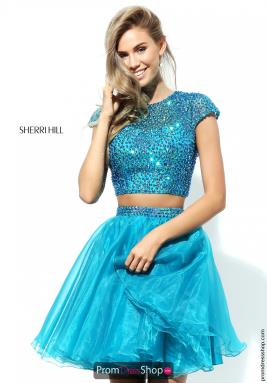 Sherri Hill Short Dress 50560