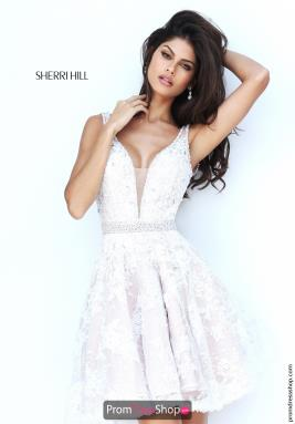 Sherri Hill Short Dress 50656