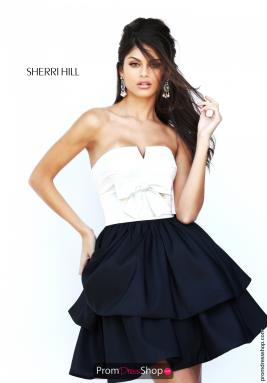 Sherri Hill Short Dress 50673