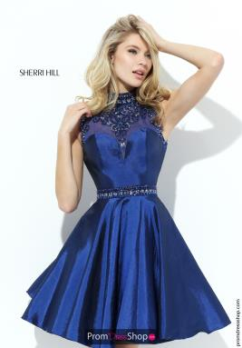 Sherri Hill Short Dress 50726