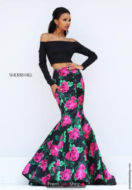Sherri Hill Dress 50584