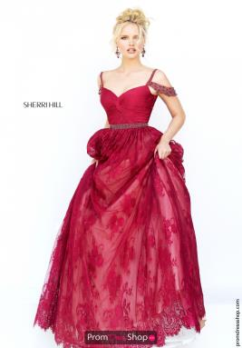 Sherri Hill Dress 50595