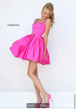 Sherri Hill Short Dress 50323