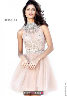 Sherri Hill Short Dress 50538