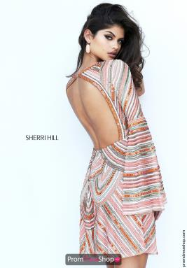 Sherri Hill Short Dress 50566
