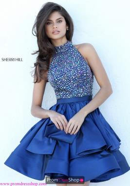 Sherri Hill Short Dress 50711