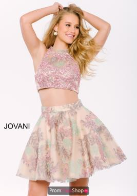 Jovani Short Dress 47058
