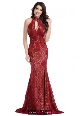 Romance Couture Dress FRN1403