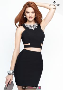 Alyce Short Dress 4452