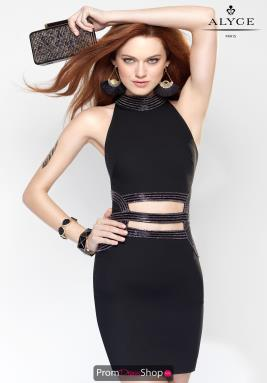 Alyce Short Dress 4455
