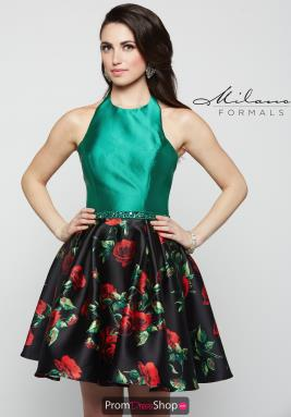 Milano Formals Dress E1980