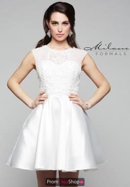 Milano Formals Dress E2038