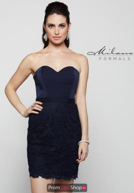 Milano Formals Dress E2076