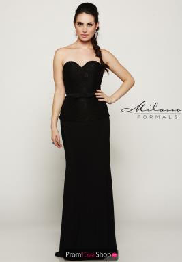 Milano Formals Dress E2085