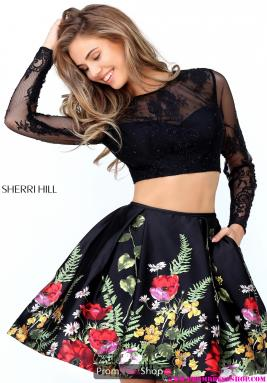 Sherri Hill Short Dress 50777