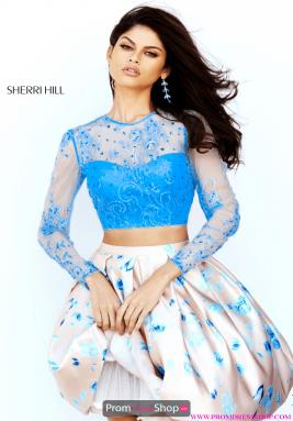 Sherri Hill Short Dress 50764