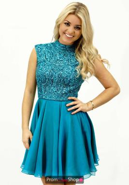 Sherri Hill Short Dress 50695