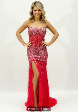 Jasz Couture Dress 4826
