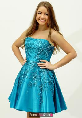 Sherri Hill Short Dress 21362