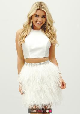 Sherri Hill Short Dress 51043