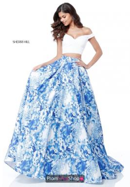 Sherri Hill Dress 51680