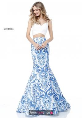 Sherri Hill Dress 51681