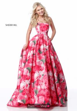 Sherri Hill Dress 51792