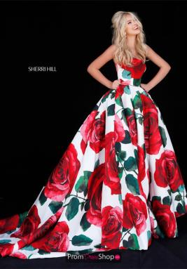Sherri Hill Dress 51926