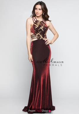 Milano Formals Dress E2279