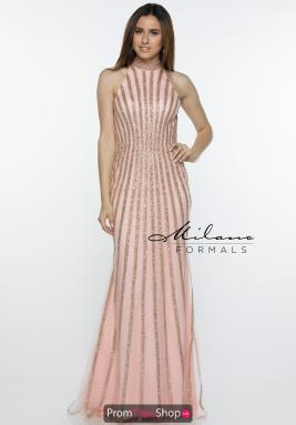 Peachy Prom Dresses