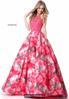 Sherri Hill Dress 51794