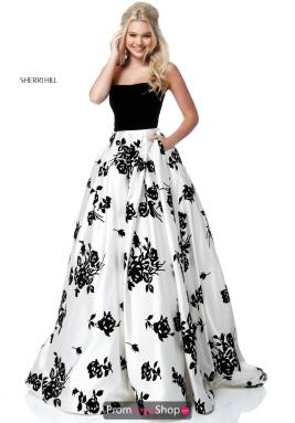 Sherri Hill Dress 51685