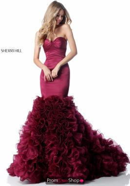 Sherri Hill Dress 51890
