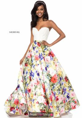 Sherri Hill Dress 52002