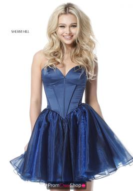 Sherri Hill Short Dress 51582