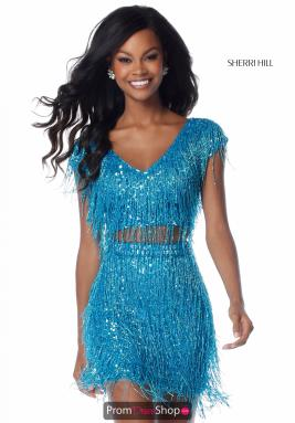 Sherri Hill Short Dress 51781