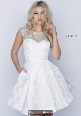 Sherri Hill Short Dress 51878