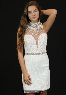 Sherri Hill Short Dress 11299