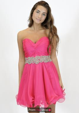 Jovani Short Dress 79236