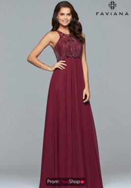 Faviana Dress S7989