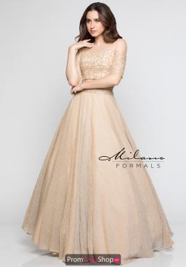 Milano Formals Dress E2357